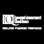Logo Investissement Québec FR
