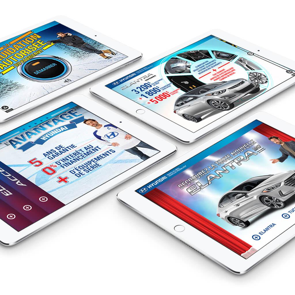 Ipad La Presse Plus Hyundai